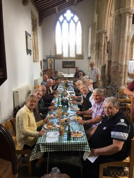 Square Hole Club on Diocese of Lincoln Website