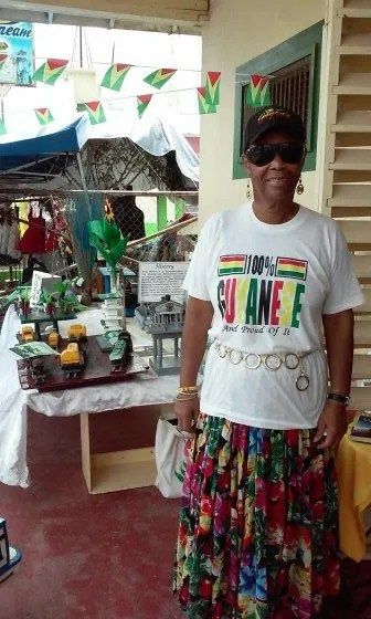 100% Guyanese