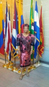 Carmen at the OAS Feb 2020