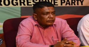 PPP Executive Member, Zulfikar Mustapha.