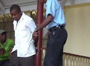 UNLAWFUL WOUNDING ACCUSED: Albert Cromwell.