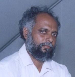 Headmaster of ABC Academy, Arthur Bernard Chandra. (Stabroek News photo)