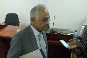 GBA President, Chris Ram