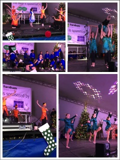 Farnham Lights Switch On 2017