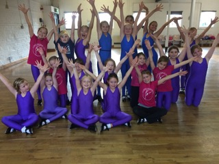 Demeric Easter Dance Workshop 2018