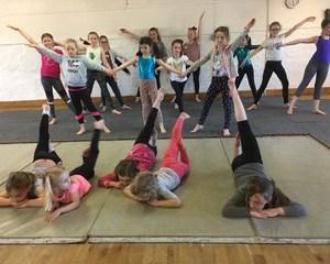 Demeric Easter Dance Workshop 2018 write up