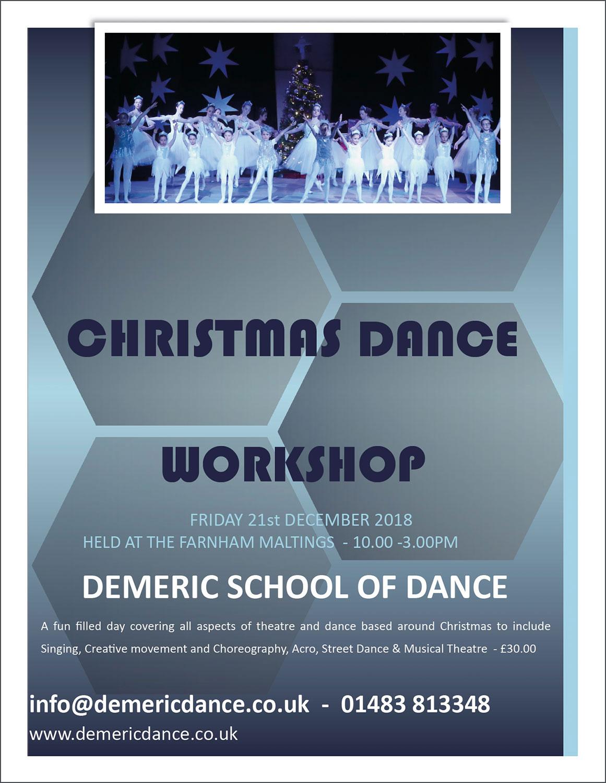 Christmas Workshop 2018