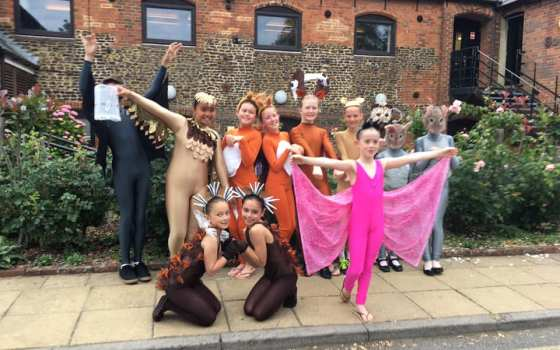 Summer 2019 performances around Farnham