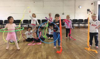 Christmas Dance Workshop 2019 write up
