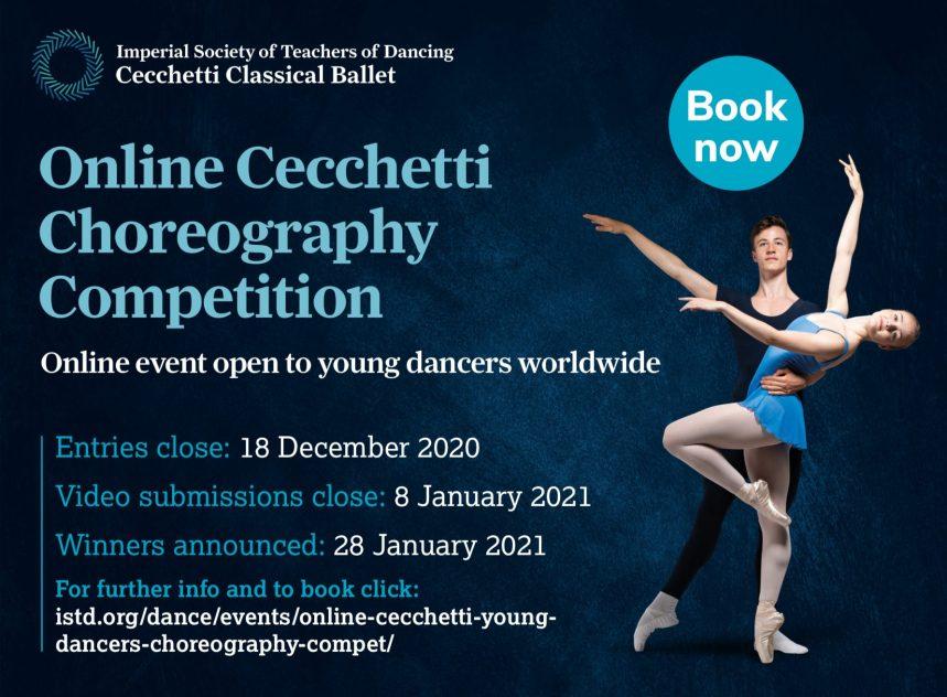 Online Cecchetti Choreography Competition
