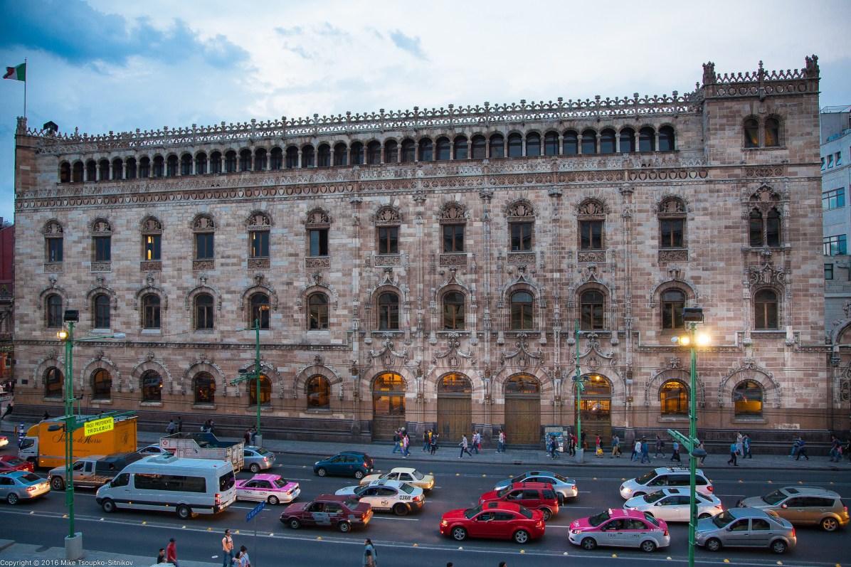 Palacio de Correos (The Main Postal Office)