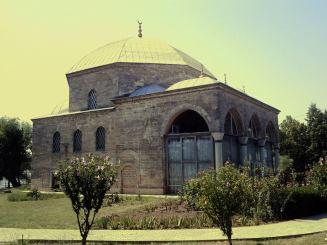 Moschea turcească din Ismail, în prezent muzeu