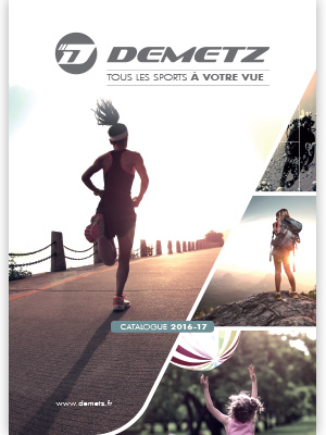 Catalogue DEMETZ 2016-2017
