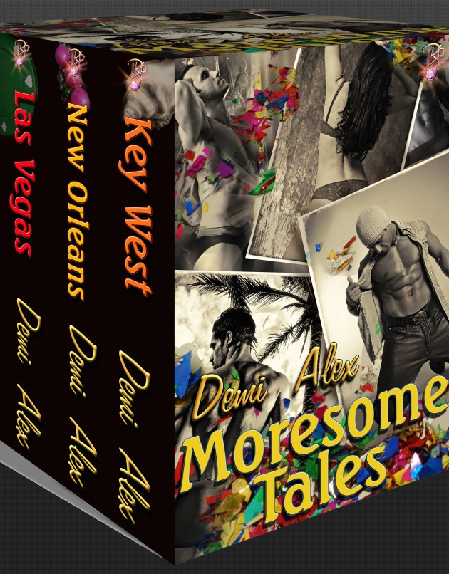 Book Cover: Moresome Box Set