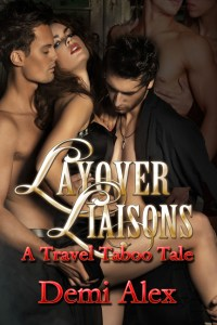 Book Cover: Layover Liaisons