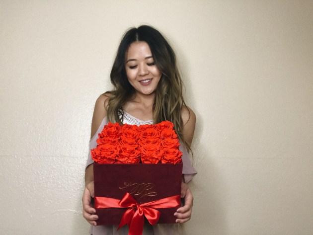 Noble Roses - Valentine's Day - Demi Bang