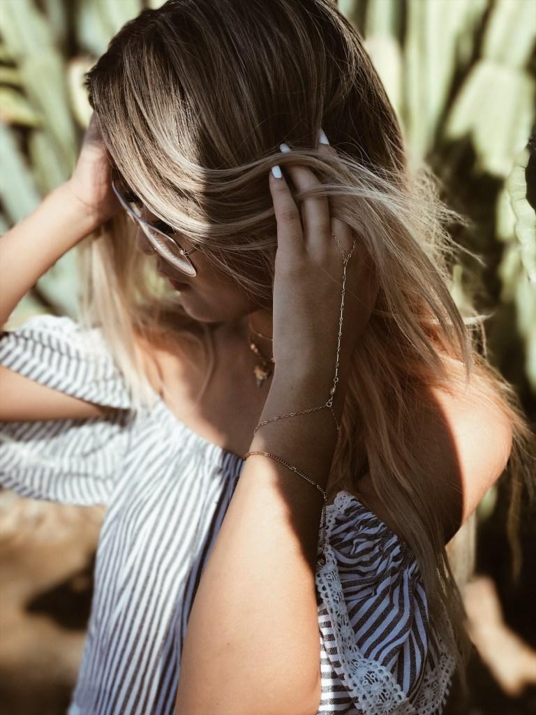 minimalist jewelry - Demi Bang