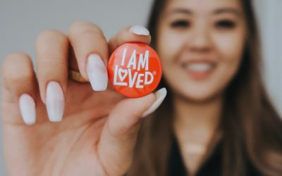 """I Am Loved"" topic by Demi Bang in collaboration with Helzberg Diamonds."