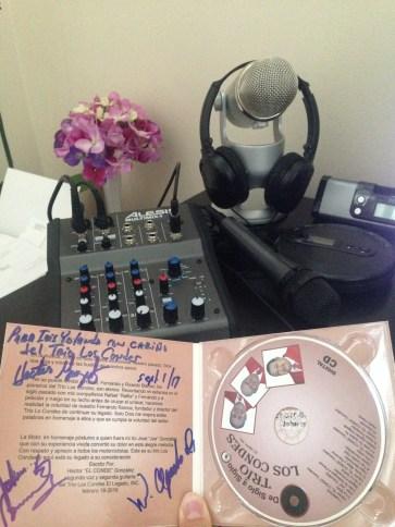 CD Autografiado