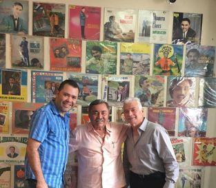 José y Odilio Pared LP