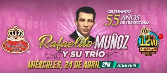 Rafaelito Muñoz y su Trío 1