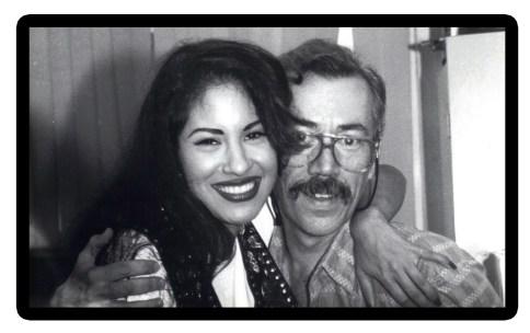 CON SELENA QUINTANILLA (1994).