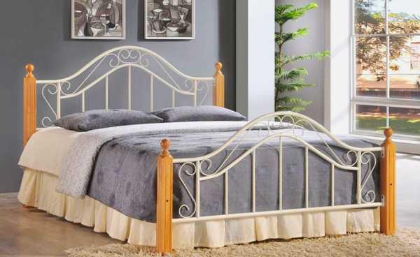 Стандартные размеры односпальных кроватей – Размеры ...