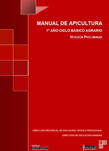 MANUAL APICULTURA 1ER CICLO