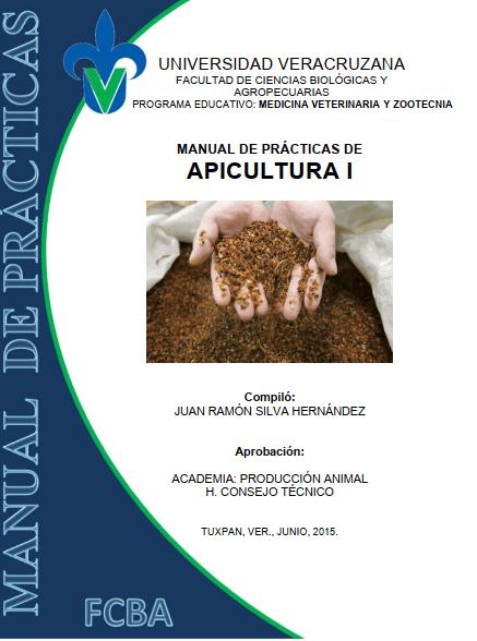 MANUAL DE APICULTURA UNIVERSIDAD VERACRUZANA