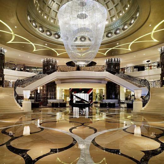 Chateau Star River Hotel - Sultan Gold Marble