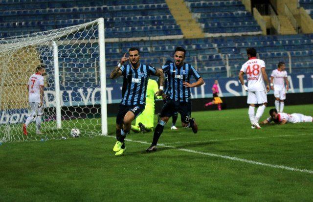 Adana Demirspor - Yılport Samsunspor 01.11.2020 31 – 0