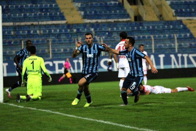 Adana Demirspor - Yılport Samsunspor 01.11.2020 30 – 1