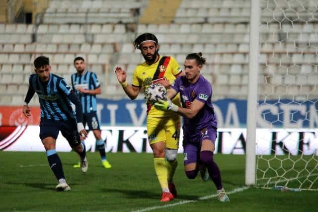 Adana Demirspor : 4-1 : Eskişehirspor | 22 Kasım 7 – 10
