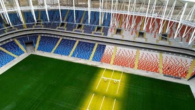 Yeni Adana Stadyumu yapımında sona gelindi 2 – 11