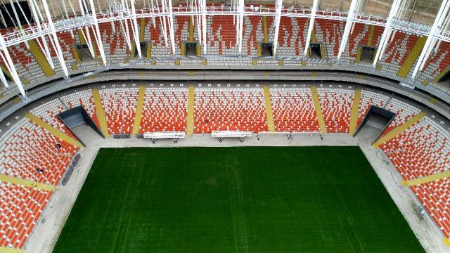 Yeni Adana Stadyumu yapımında sona gelindi 5 – 22 1