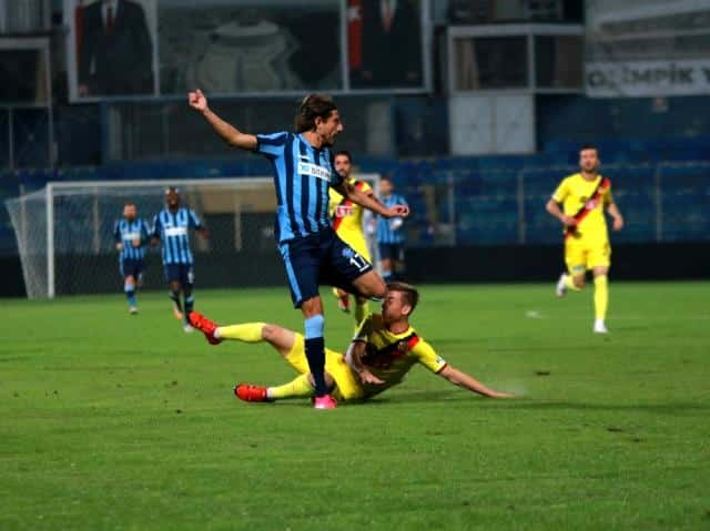 Adana Demirspor : 4-1 : Eskişehirspor | 22 Kasım 8 – 6
