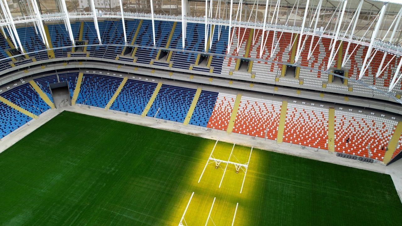 Yeni Adana Stadyumu'nda koltuk montajı tamamlandı 6 – 66 1