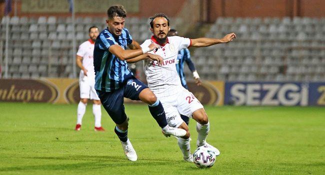 Adana Demirspor - Yılport Samsunspor 01.11.2020 32 – adanada kazanan yok