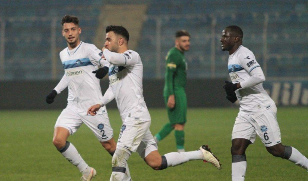 Adana Demirspor - Akhisarspor | 6.12.2020 1 – 1