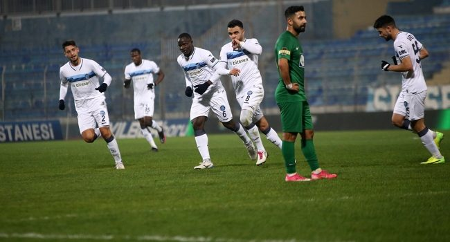 Adana Demirspor - Akhisarspor | 6.12.2020 2 – 2