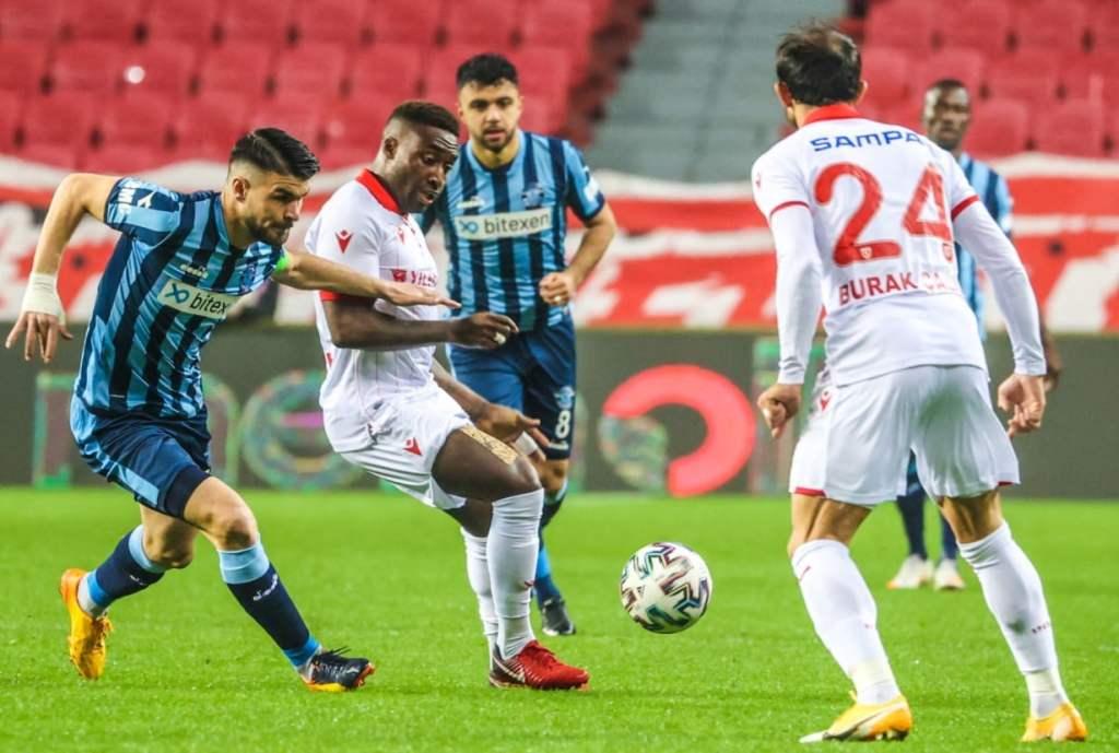 Maç Fotoğrafları   Samsunspor - Adana Demirspor 5 – 5