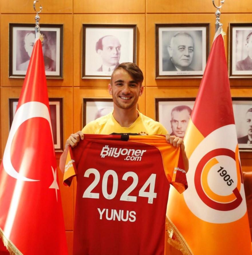 """Murat Sancak : """"Galatasaray'la prensipte anlaştık"""" 1 – yunus akgun 2024 galatasarat"""