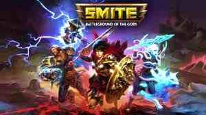 Smite Free online computer games