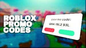 Roblox Promo Code List