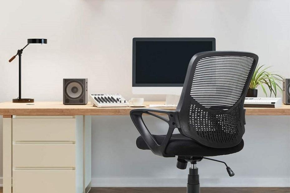 Office Chair Lumbar Support Mesh Chair