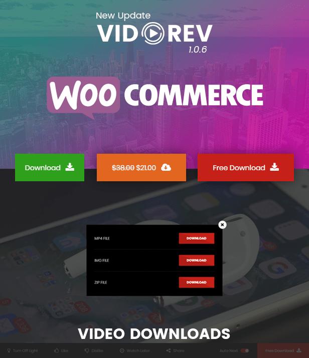VidoRev - Video WordPress Theme - 11