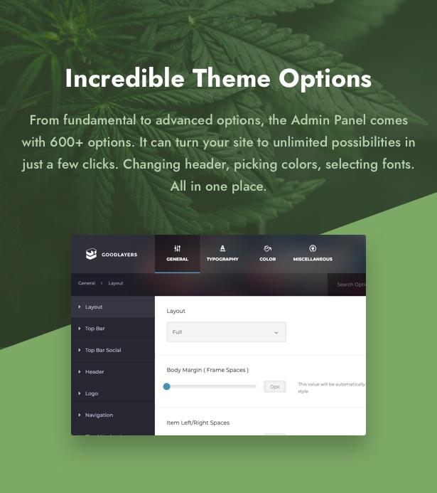 Cannamed - Cannabis & Marijuana WordPress - 12