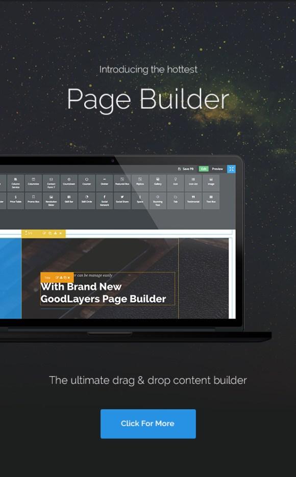 Infinite - Multipurpose WordPress Theme - 12