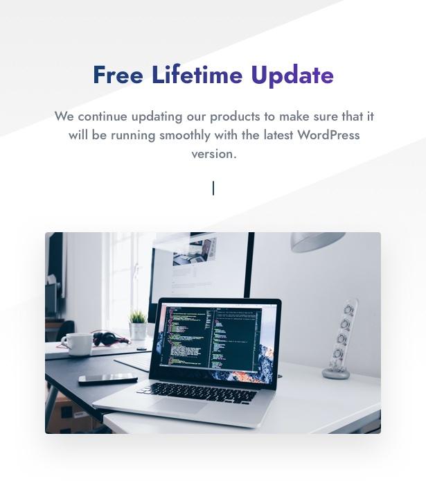Infinite - Multipurpose WordPress Theme - 24