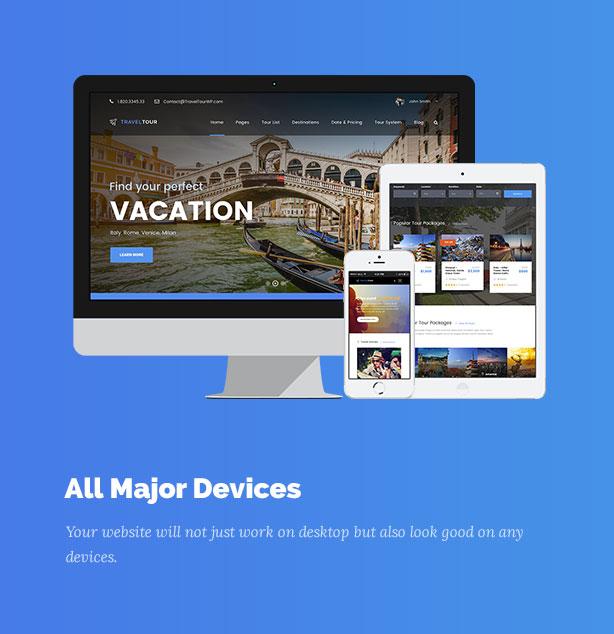 Travel Tour Booking WordPress - 20